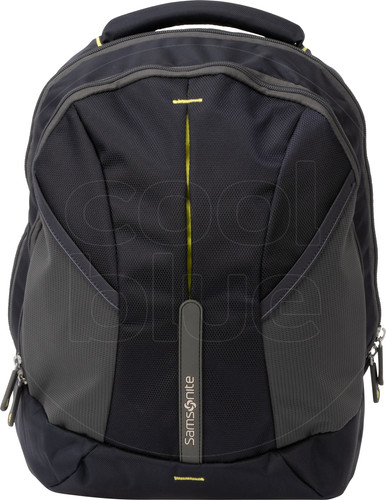 Samsonite 4Mation Backpack S Midnight Blue / Yellow Main Image