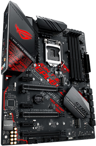 Asus ROG STRIX Z390-H Gaming Main Image