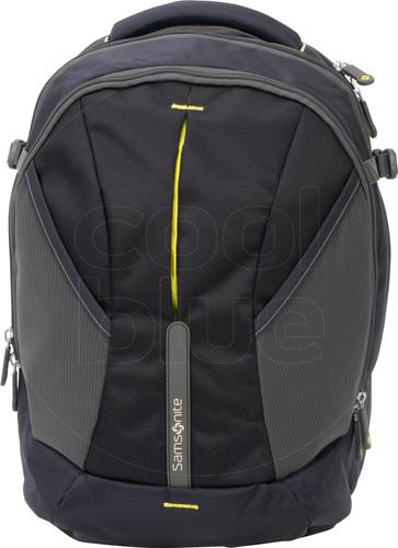 Samsonite 4Mation Laptop Backpack M Midnight Blue/Yellow Main Image