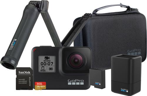 GoPro HERO 7 Black - Travelkit Main Image