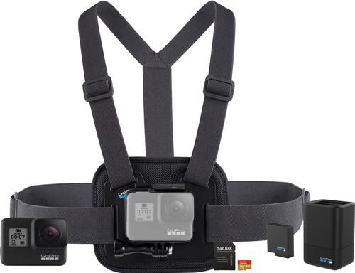 GoPro HERO 7 Black - Chest Mount kit Main Image