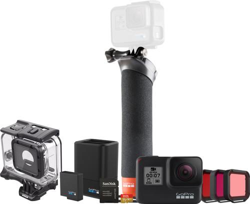 0fe568526bc26d GoPro HERO 7 Black - Duikkit - Coolblue - Voor 23.59u, morgen in huis