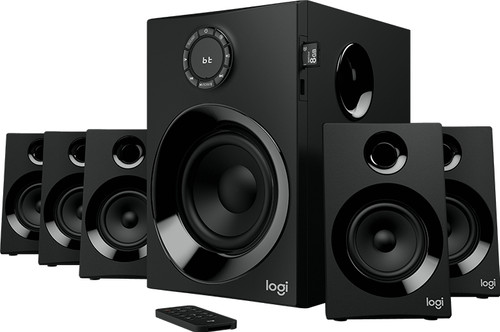 Logitech Z607 5.1 Surround Sound System Bluetooth Main Image
