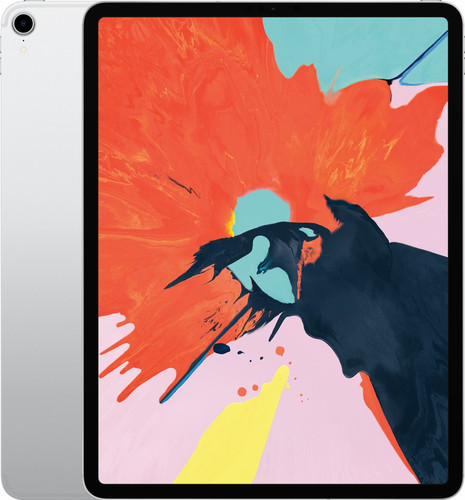 Apple iPad Pro 11 inch (2018) 256 GB Wifi Zilver Main Image