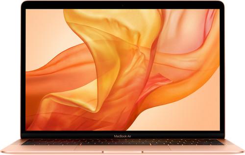 """Apple MacBook Air 13,3"""" (2018) MREF2N/A Goud Main Image"""