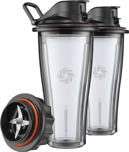Vitamix 2x0.6L cup + blade base for A2500/A3500 Main Image