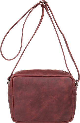7f23576a8f7 Cowboysbag Bag Woodbine Burgundy - Coolblue - Voor 23.59u, morgen in ...