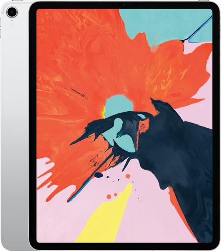Apple iPad Pro 12,9 inch (2018) 256 GB Wifi + 4G Zilver Main Image
