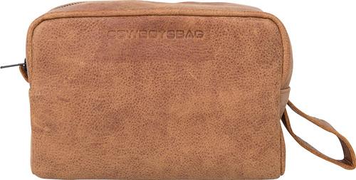 Cowboysbag Wash Bag Newington Cognac Main Image