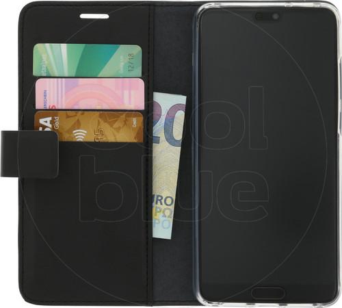 Azuri Wallet Magneet Huawei P20 Book Case Zwart Main Image