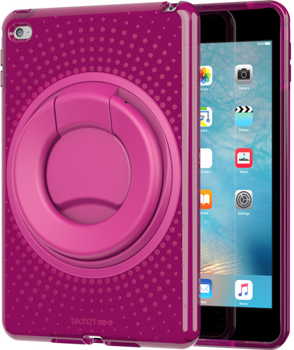 new arrival 7815f 120fe Tech21 Evo Play2 iPad 9.7 Inch Back Cover Pink