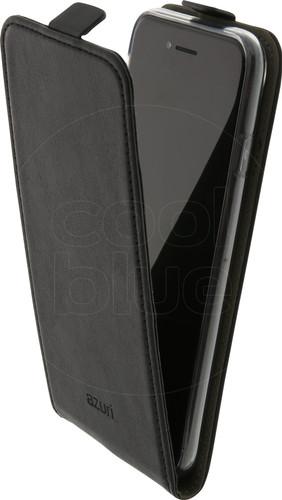 Azuri Flip CS Apple iPhone 7/8 Flip Case Black Main Image