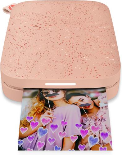 HP Sprocket New Edition Blush Main Image