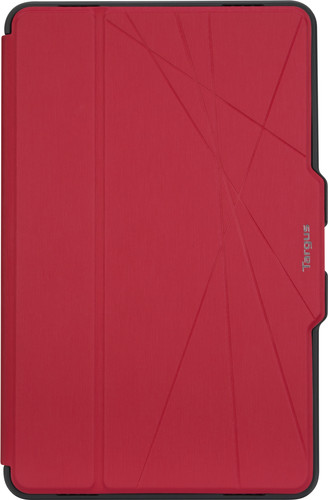 """Targus Click-In Samsung Galaxy Tab A 10.5 """"(2018) Tablet sleeve Red Main Image"""