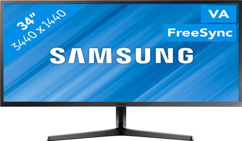 Samsung LS34J550WQUXEN Main Image