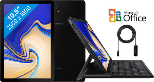 Samsung Galaxy Tab S4 Pro WiFi Black