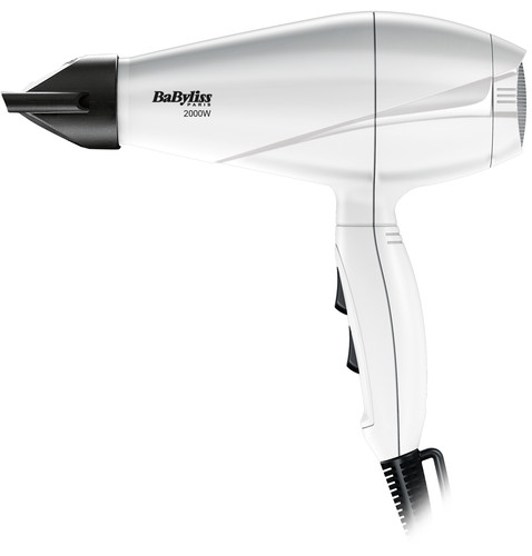BaByliss 6604 WE White Main Image