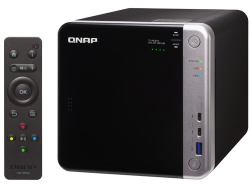 QNAP TS-453BT3-8G Main Image