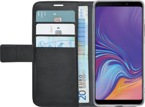 Azuri Wallet Magnet Samsung Galaxy A9 Book Case Black Main Image
