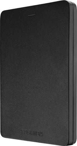 Toshiba Canvio ALU 1TB Black Main Image