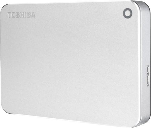 Toshiba Canvio Premium 2TB Silver Main Image