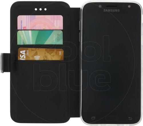 Azuri Wallet Magneet Samsung Galaxy J5 (2017) Book Case Zwart Main Image