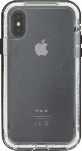 Lifeproof Next Apple iPhone Xs Back Cover Black Main Image