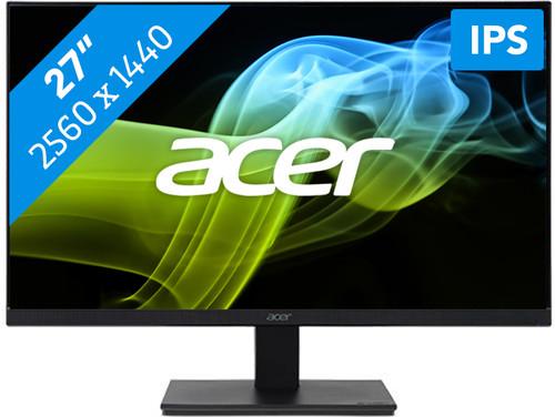 Acer V277Ubmiipx Main Image