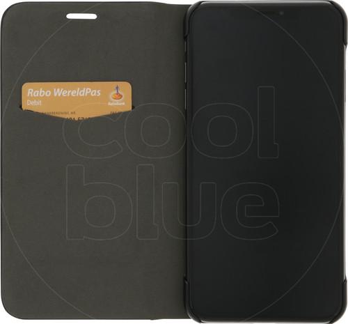 Azuri Booklet Ultra Thin Apple iPhone Xs Max Book Case Black Main Image
