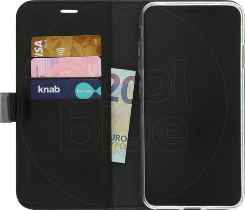 Azuri Wallet Magnet Apple iPhone Xs Max Book Case Black Main Image