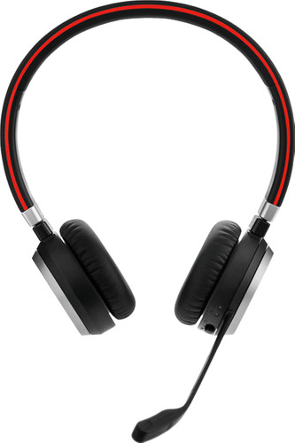 60858a437cf Jabra Evolve 65 UC Stereo Wireless Office Headset Main Image ...