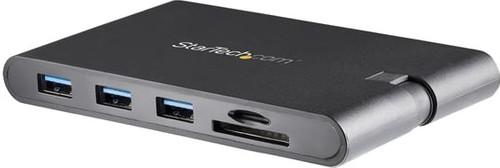 Startech Usb c to HDMI, VGA, Ethernet and SD card reader Converter Main Image