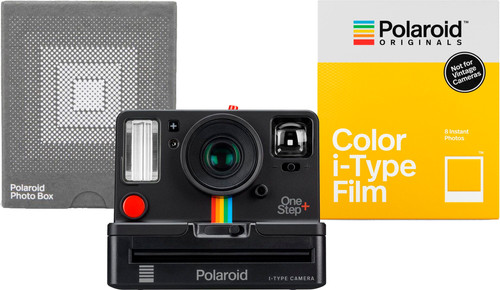 Polaroid Originals OneStep+ Zwart - Everything box Main Image