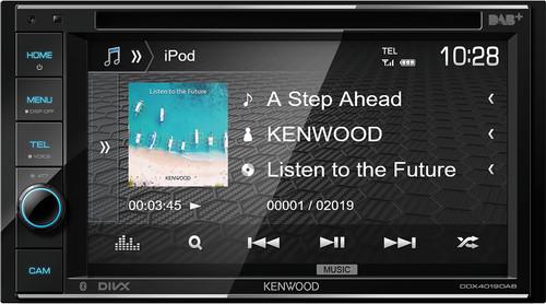 Kenwood DDX-4019DAB Main Image