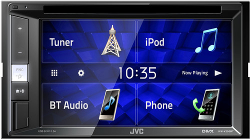 JVC KW-V250BT Main Image