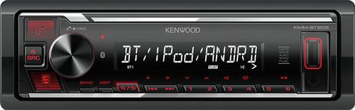 KENWOOD KMM-BT205 Main Image