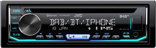 JVC KD-DB902BT Main Image