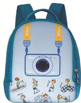 c8e3d224be0 Nikon Kids Rugzak Blauw - Coolblue - Voor 23.59u, morgen in huis