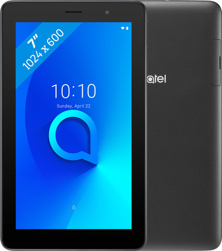 Alcatel 1T7 Black Main Image