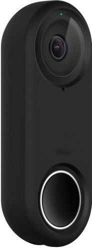 Elago Nest Hello Doorbell Protective Case Black Main Image