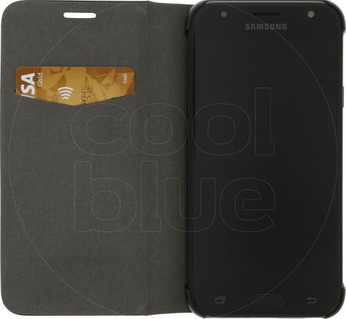 Azuri Booklet Ultra Thin Samsung Galaxy J3 (2017) Book Case Black Main Image