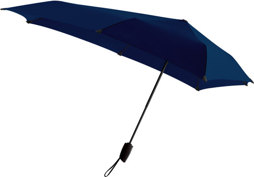 Senz ° Automatic Storm umbrella Midnight Blue Main Image