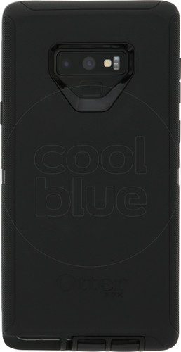 OtterBox Defender Galaxy Note 9 Back Cover Black Main Image