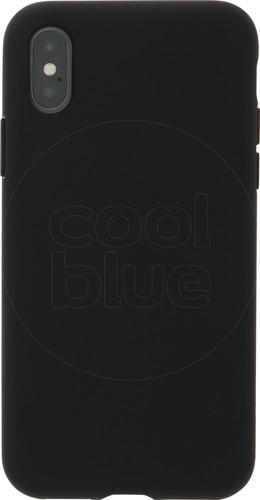 new styles 3e03e 671da Spigen Liquid Crystal Apple iPhone X Back Cover Black