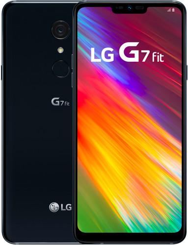 LG G7 Fit Zwart Main Image