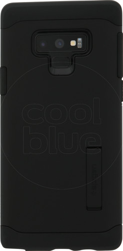 Spigen Slim Armor Samsung Galaxy Note 9 Back Cover Black Main Image