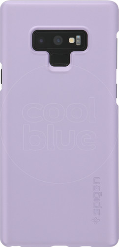 Spigen Thin Fit Samsung Galaxy Note 9 Back Cover Purple Main Image