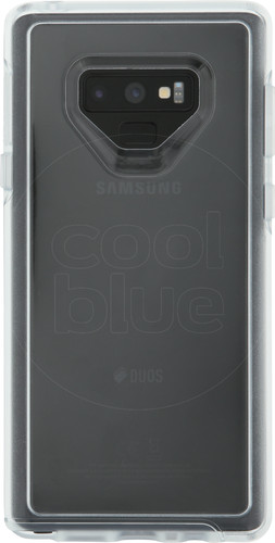 OtterBox Symmetry Clear Samsung Note 9 Back Cover Transparent Main Image