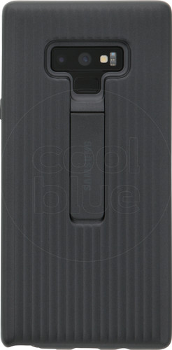 Samsung Galaxy Note 9 Protective Standing Back Cover Black Main Image