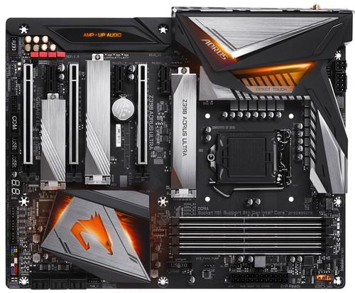 Gigabyte Z390 AORUS Ultra Main Image